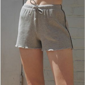 Brandy Melville Annie Thermal shorts